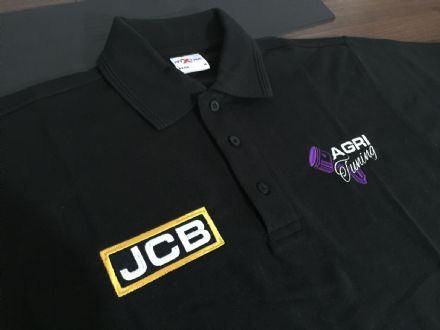 BANK HOLIDAY Embroidered Polo Shirt